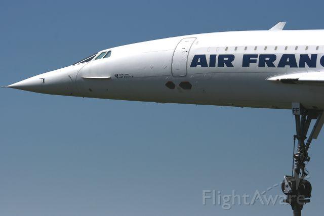 Aerospatiale Concorde (F-BVFF) - Aerospatiale-British Aerospace Concorde (215), Roissy Charles De Gaulle (LFPG - CDG)