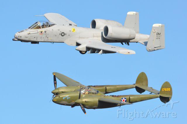 Lockheed P-38 Lightning —