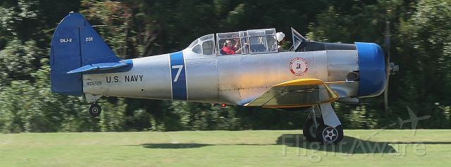 N55729 — - Taking off at the Virginia Military Aviation Museum. What a great plane to fly!