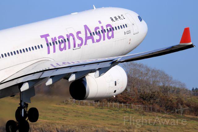 Airbus A330-300 (B-22101) - hakodateairport hokkaido japan