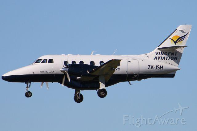 British Aerospace Jetstream 31 (ZK-JSH)