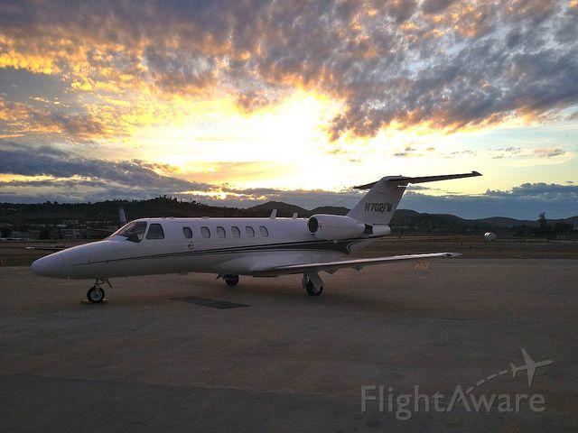 Cessna Citation CJ1 (N702FM)