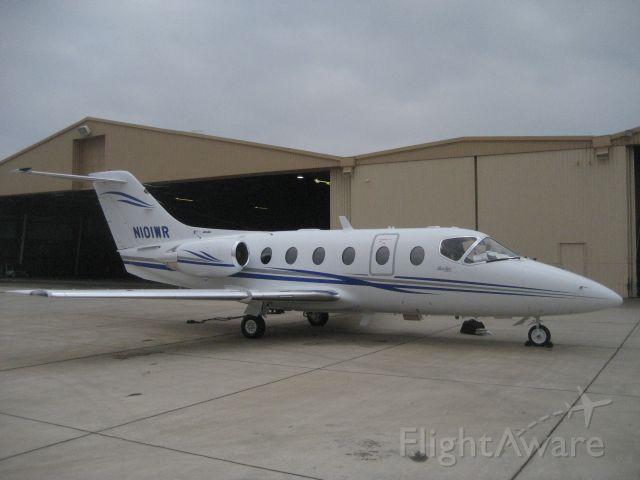 Beechcraft Beechjet (N101WR) - Corporation