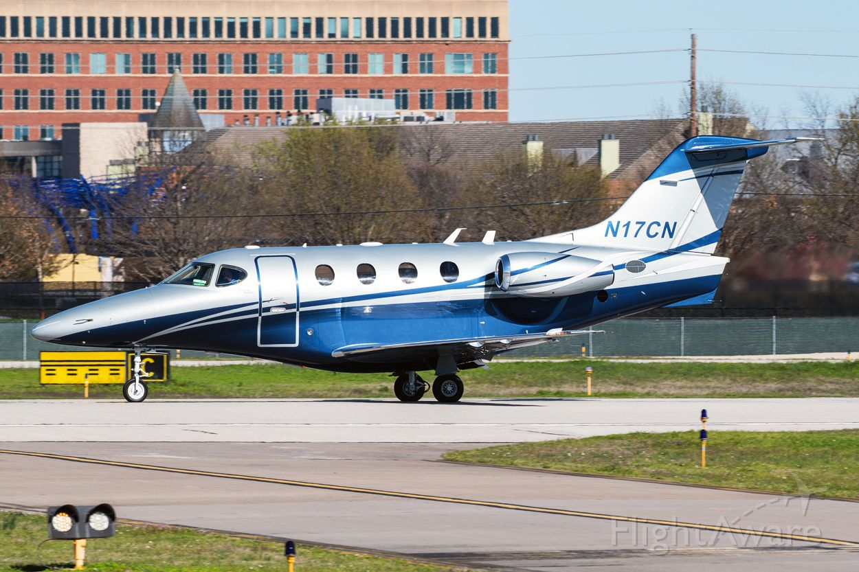 Beechcraft Premier 1 (N17CN)