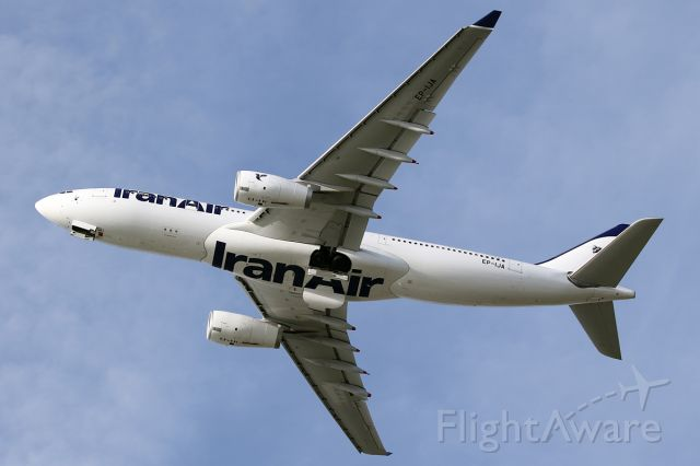 Airbus A330 (EP-IJA)
