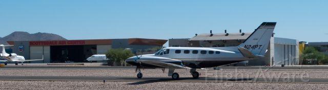 Cessna Conquest 2 (N24PT)