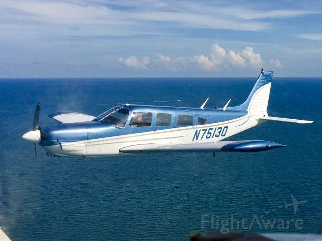 Piper Saratoga/Lance (N75130) - Formation Flight