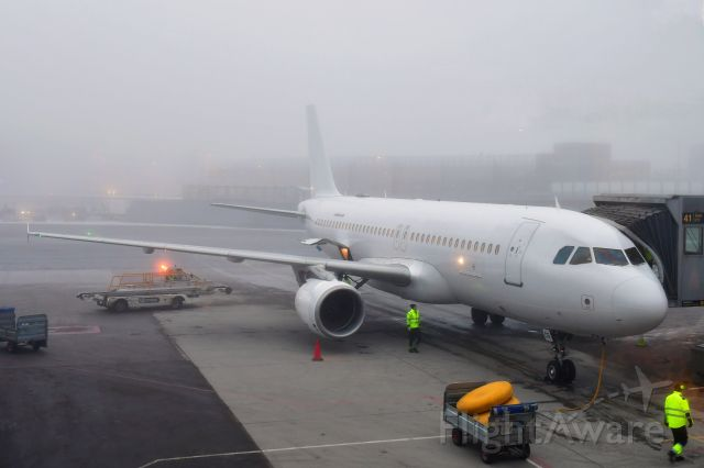 Airbus A320 — - Unnamed Airbus A320 in Oslo Gardermoen Airport