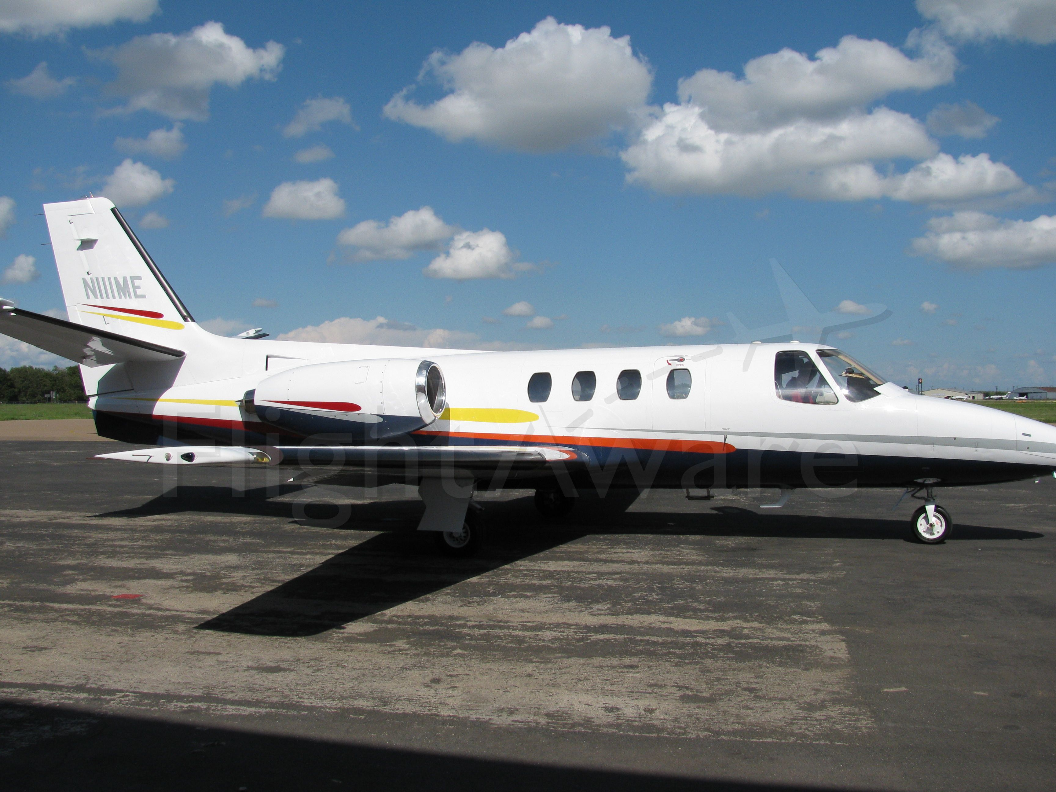 Cessna 500 Citation 1 (N111ME)