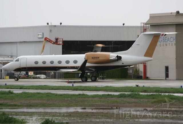 Gulfstream Aerospace Gulfstream IV (N211DK)