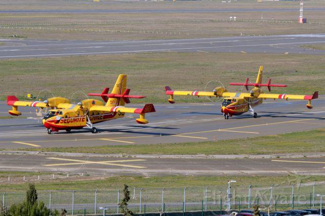 Canadair CL-415 SuperScooper (F-ZBFS) - 23 fév 2016  pélican 32