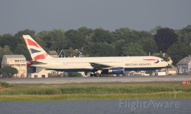 BOEING 767-300 (G-BNWD)