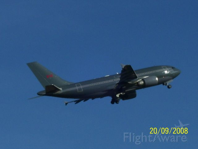 Airbus A310 — - Canadian Forces Airbus 310 tail #15001 departing Runway 21