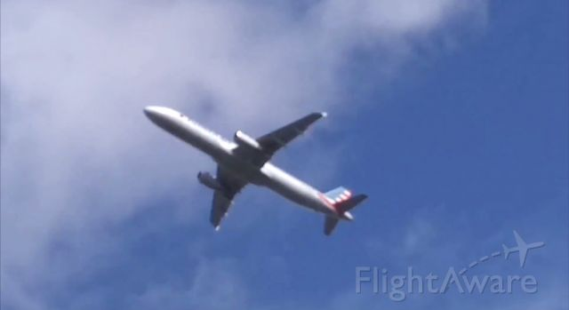 Airbus A321 (N543UW) - AAL #313 Departing San Diego for a flight to DFW Airport