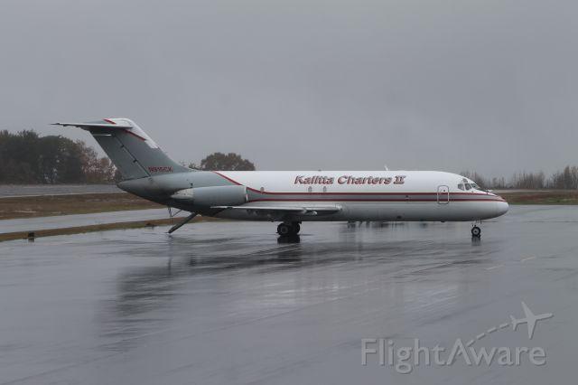 Douglas DC-9-10 (N915CK) - Kalitta Air Cargo