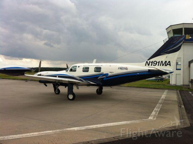 Piper Cheyenne 400 (N191MA)