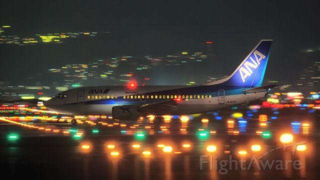 Boeing 737-700 (JA307K)