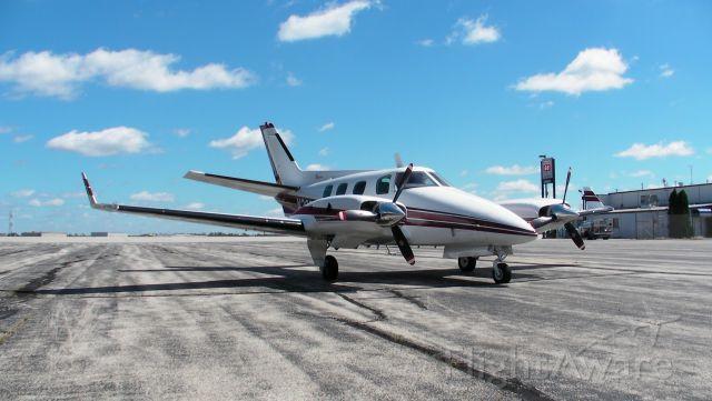 Beechcraft Duke (N3820B)