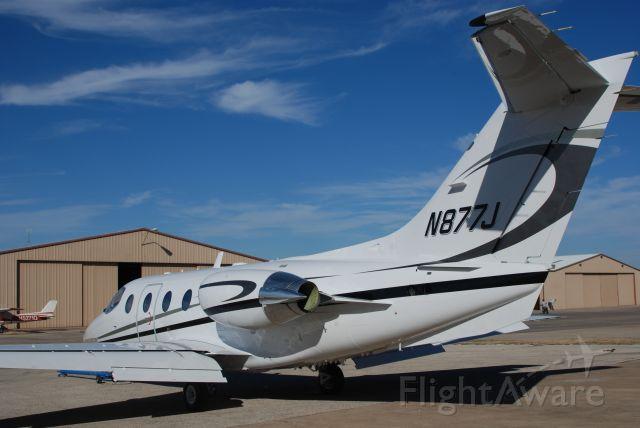 Beechcraft Beechjet (N877J)