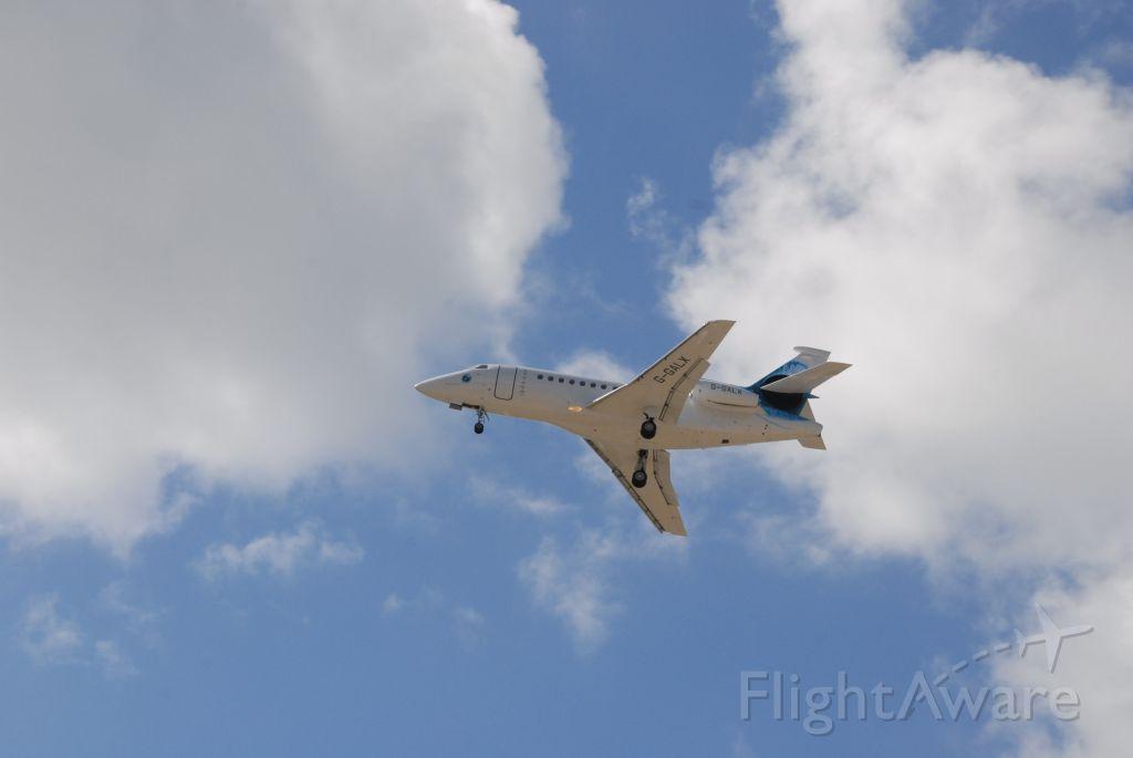 Dassault Falcon 900 (G-GALX)