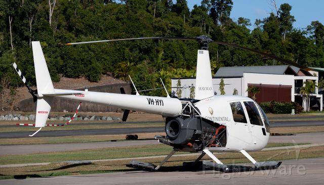 Robinson R-44 (VH-HYI) - Hayman Island R44 helicopter