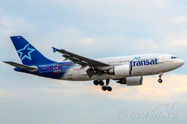Airbus A310 (C-GTSH)