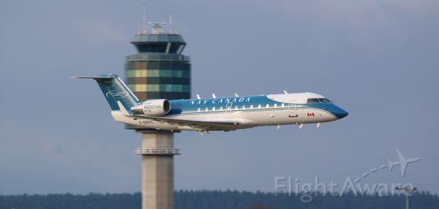 Canadair Regional Jet CRJ-200 (C-GNVC) - Nav Canada Bombardier / Canadair Regional Jet CRJ-200ER (CL-600-2B19) C-GNVC ILS testing @ YVR 08R