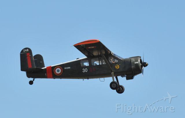 N246MH — - Departing runway 14 KLVJ