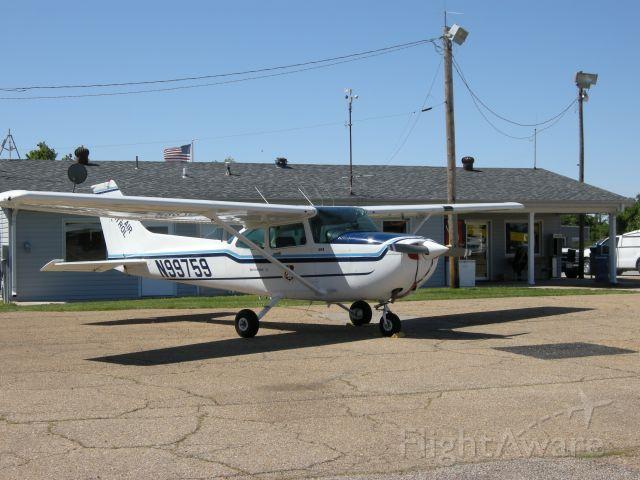 Cessna Skyhawk (N99759) - CAP Skyhawk in town for a fly-in breakfast