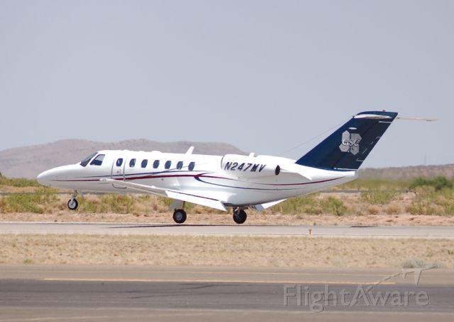 Cessna Citation CJ3 (N247MV)