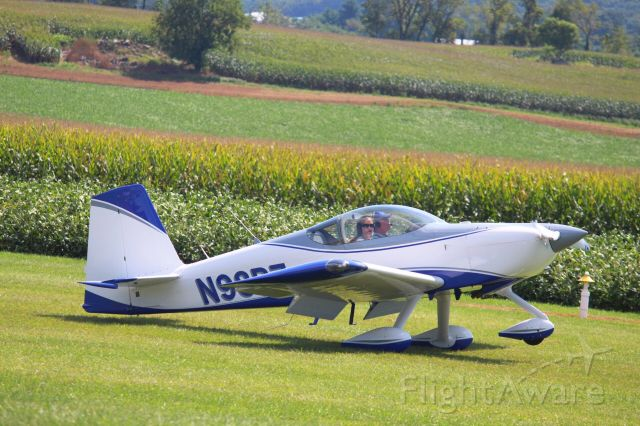 Vans RV-9 (N98PZ) - View at full for best quality