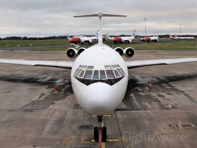 Ilyushin Il-62 (EW-450TR) - rada airlines il-62mgr ew-450tr at shannon 18/3/21.