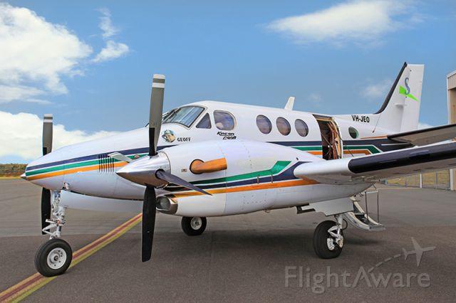 VH-JEO — - NEW AIRCRAFT TO GAS FLEET