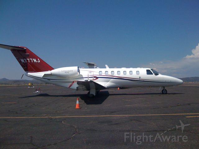 Cessna Citation CJ3 (N777NJ)