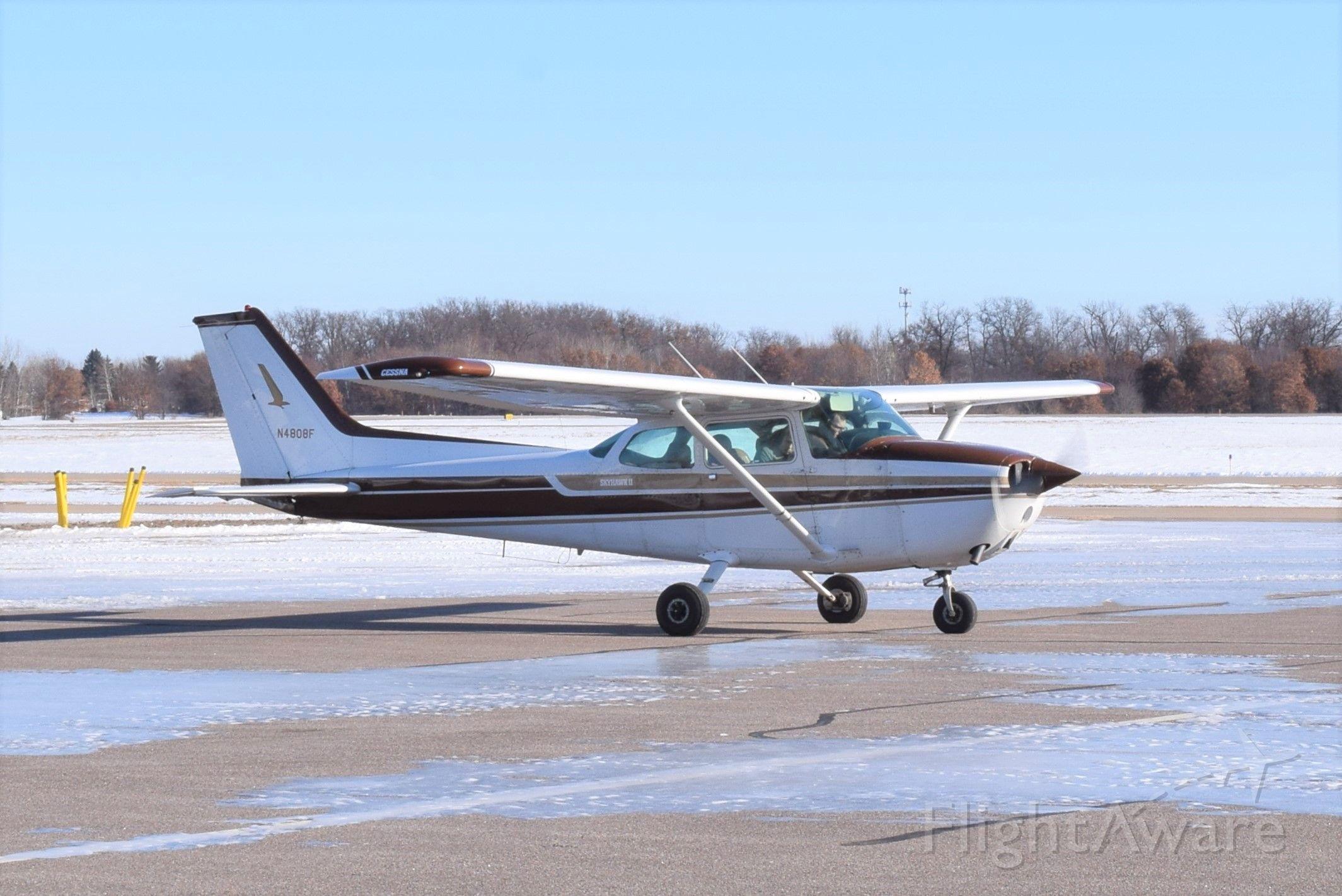 Cessna Skyhawk (N4808F) - EAA Young Eagles flight