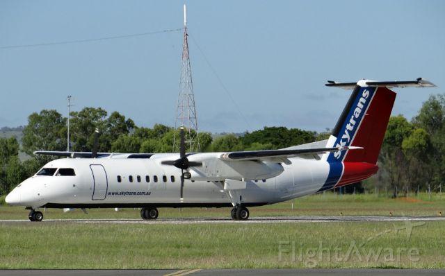 de Havilland Dash 8-300 (VH-QQP) - Skytrans Airlines