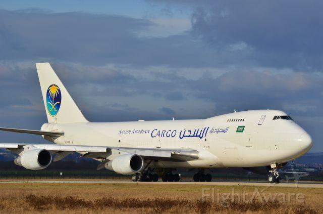 Boeing 747-200 (EK-74799)