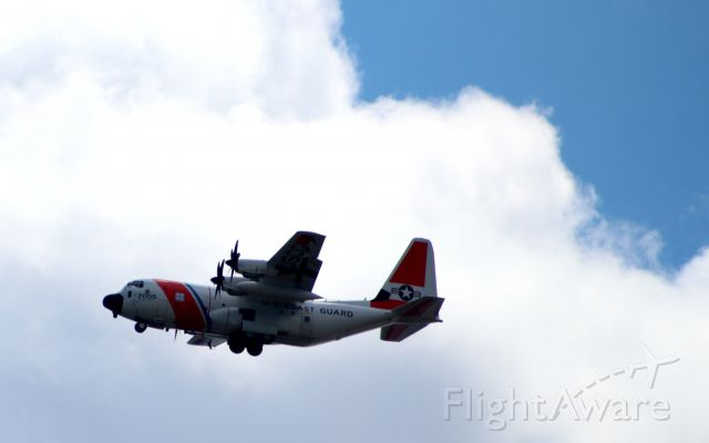 Lockheed C-130 Hercules — - On approach to Elizabeth Town, NC.