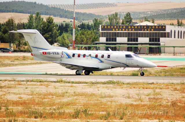 Pilatus PC-24 (HB-VXA)