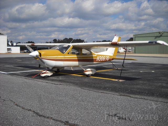 Cessna Cardinal (N30670) - Visiting Alexander City, Alabama