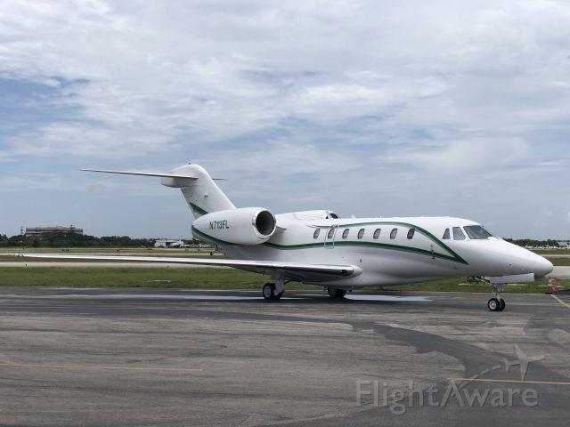 Cessna Citation X (N713FL) - AirX America N713FL Citation X
