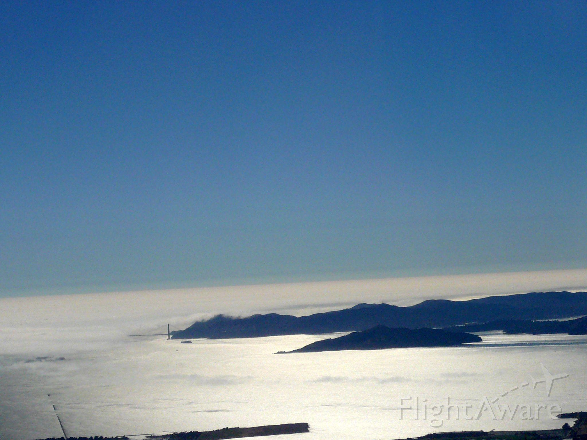 Piper Cherokee (N553TP) - Golden Gate Bridge SF Bay Area