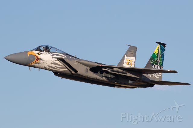 McDonnell Douglas F-15 Eagle (79-0041)