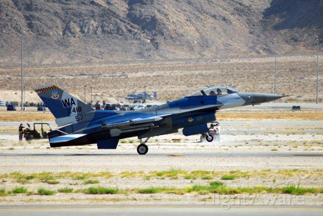 Lockheed F-16 Fighting Falcon — - Aviation Nation 2017