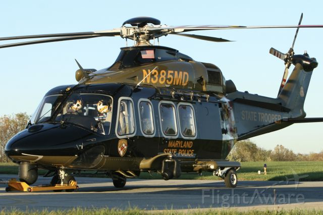 N385MD — - Sunset in Frederick 11/4/2020
