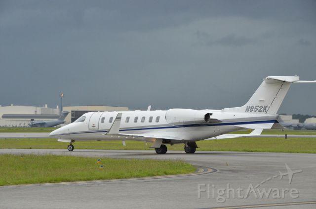 Learjet 45 (N852K)