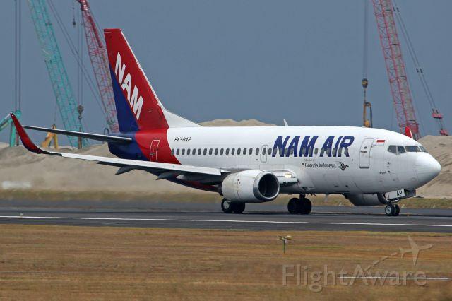 Boeing 737-700 (PK-NAP)