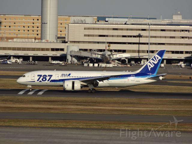Boeing 787-8 (JA811A)