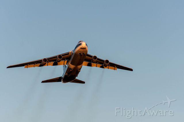 Antonov An-124 Ruslan (RA-82043) - 0500am departure 03June2014.