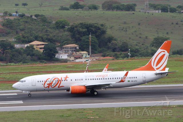 Boeing 737-800 (PR-GTU)